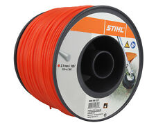 Genuine STIHL Nylon Brushcutter / Strimmer Nylon Line Round Profile 2.7mm x 215m