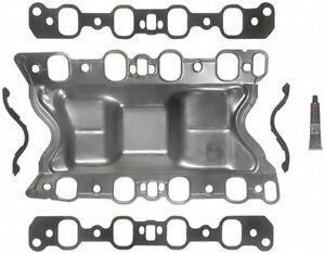 Felpro Intake Manifold Tub/Pan Gasket Set for Ford 302 351 V8 Cleveland 2V FEMS9