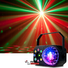 ADJ American DJ Stinger Star LED Moonflower Color Wash Laser Lighting Effects