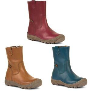 Froddo G3160154 Kinder Stiefel | Boots | Booties | Naturleder - NEU