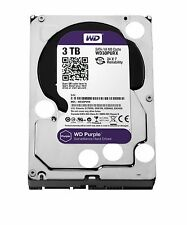 Western Digital Purple 3.0TB WD30PURX Internal Hard Drive Surveillance SATA