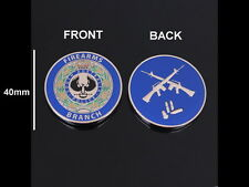 South Australia Police Firearms Branch Challenge Coin (social)