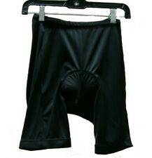 Nashbar Women's Everyday Short Padded Cycling Shorts Black Sz Medium NWT $30
