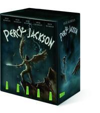 Percy Jackson: Percy-Jackson-Taschenbuchschuber von Rick Riordan (2016, Taschenbuch)