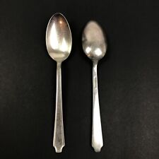 New Listing1847 Rogers Bros. Is 2 Spoons Silverplate