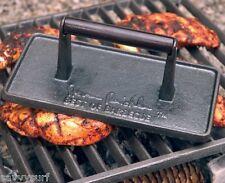 Steven Raichlen fonte grill barbecue au gaz de presse camping grill barbecue presse