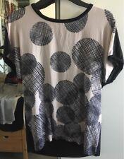 Strenesse Seiden-Shirt, Größe 38