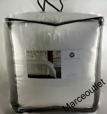 Hotel Collection Luxe Border Full / Queen Comforter Gold