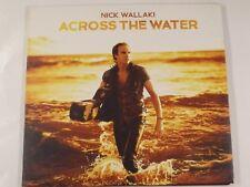 NICK WALLAKI - Across The Water - BALI Digipak CD