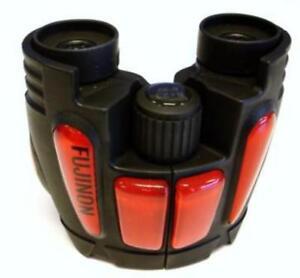 FUJINON AIR DROP 8x23 BINOCULARS - RED