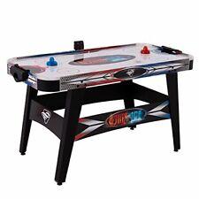 "Triumph Fire 'n Ice LED Light-Up 54"" Air Hockey Table Includes 2 LED Hockey P..."