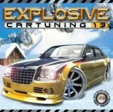 EXPLOSIVE CAR TUNING 13 - E-MAXX, BINUM, HYDROT3K, GOODFELLAZ - 2 CD NEW+