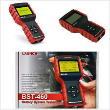 Professional Launch BST-460 Car SUV Battery Tester Diagnostic Analyzer Test Tool