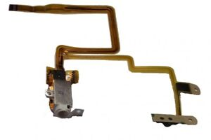 Headphone Jack/Socket & Flex Cable for iPod Video/Classic 5th/6th/7th Gen white