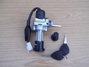 Ignition Switch Key Barrel Lock Set Lexmoto Verona 125 WY125T-41 Scooter