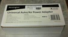 Kensington Universal Auto/Air Power Adapter A0513 Dell Tips -30 Bulk Available!