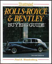 Rolls Royce & Bentley Buyers Guide Prewar & Postwar Ghost to Spur & Mulsanne