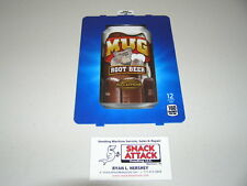 "Dixie Narco 501E & 276Hv Soda Vending Machine ""Mug Root Beer"" Can Vend Label"