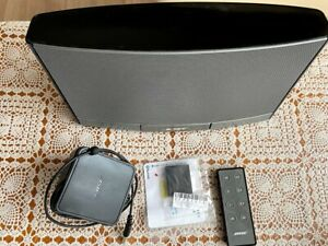 Bose SoundDock Portable Black + New Wirless Bluetooth Perfect Working Order