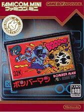 Famicom Mini Bomber Man Japan Bomberman Gameboy GBA Import Japan、