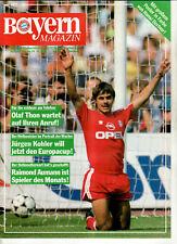 BL 90/91 FC Bayern München - Hamburger SV