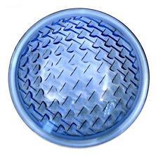 "American Products Pool Spa Amerlite Amerquatrz Light Lens Blue 8-3/8"" 79100200"
