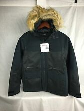 NEW MARMOT TELFORD PARKA MEN XL XLARGE BLACK 700 FILL DOWN WATERPROOF JACKET