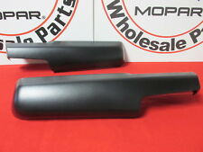 RAM 1500 2500 3500 Right & Left Side Trailer Tow Mirror Front Arm Cover MOPAR