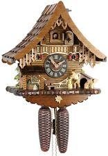 Astilladora de madera 34cm- Reloj Cucú ORIGINAL LA SELVA NEGRA CUCO auténtica