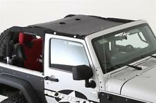 Jeep Wrangler JK Cloak Mesh Extended Soft Top 2007-2017 2 Door Smittybilt 95100