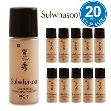 Sulwhasoo Timetreasure Renovating Water EX 5ml x 20pcs (100ml) FREE SHIP USA