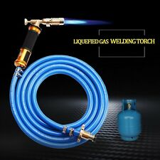 Welding Torch Electronic Ignition Liquefied Gas 3M Hose For Soldering Cooking