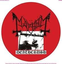 "Mayhem - Deathcrush NEW 12"" Picture Disc"