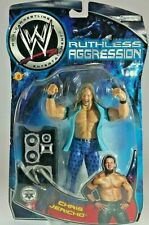 WWE WWF wrestling figure Chris Jericho Ruthless Aggression
