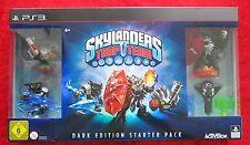 Skylanders Trap Team Dark Edition Starter Pack, PS3 PlayStation 3 Spiel, Neu OVP