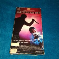 The Stepfather VHS 1987