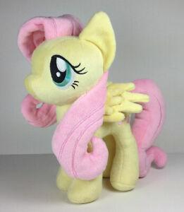 """My Little Pony Fluttershy Plush 11"""" 4DE 4th Dimension Entertainment BRAND NEW!"""