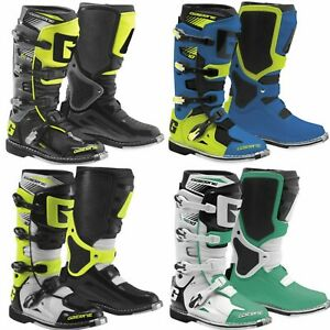 Gaerne SG10 SG-10 MX Racing Boot Motocross ATV Offroad Motorcycle Boots
