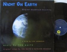 TOM WAITS - Night On Earth ~ VINYL LP GERMAN PRESS