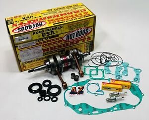 Banshee 421cc 4mm Hotrods Pro Design Stroker Crank Bottom End Rebuild Kit NGK