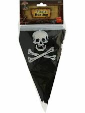 Complementos de piratas color principal negro para disfraces y ropa de época