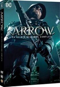 Arrow - Stagioni 1 - 5 (24 DVD) - ITALIANI ORIGINALI SIGILLATI -