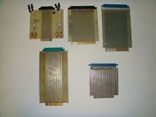 Harris Radio PCB Test Fixture Extension Extender Board Card - Free Ship