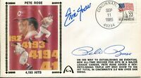 Pete Rose & Eric Show Autographed First Day Cover
