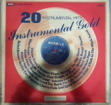 "European Show Band, 20 Instrumental Golden Hits, 12"" 33RPM LP Record (L3) JB003"