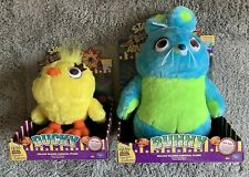 Toy Story Signature Collection Ducky And bunny Brand NEW!! Movie Replica