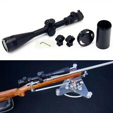 10-40x60 Tacticle Rifle Scope ESF IR Telescope Reticle Illuminated