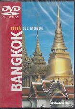 Dvd **CITTÀ DEL MONDO ~ BANGKOK** nuovo sigillato Region Free