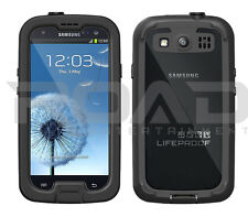 New Authentic LifeProof Nuud Waterproof Phone Case For Samsung Galaxy S3 1701-01