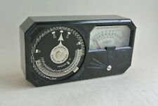 Weston Photronic model 650 lightmeter New Jersey, USA
